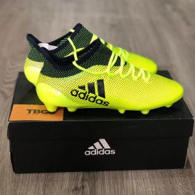 Adidas X Tango 17.1 FG  - S82286 - Solar Yellow / Legend Ink / Legend Ink