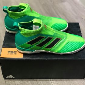ADIDAS ACE 17+ TANGO PURECONTROL TF - SOLAR GREEN / CORE BLACK / CORE GREEN