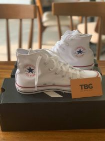 Converse Chuck Taylor All Star High - All White
