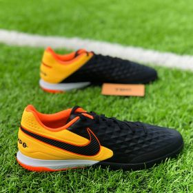 Nike Tiempo Pro IC - Đen cam - IC - AT6134008