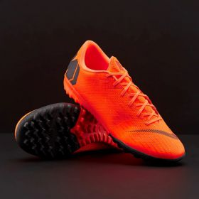 NIKE MERCURIAL VAPORX XII ACADEMY TF - TOTAL ORANGE / BLACK / TOTAL ORANGE / VOLT