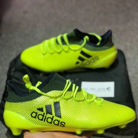 ADIDAS X TANGO 17.1 FG - SOLAR YELLOW/ LENGEND INK/LENGEND INK