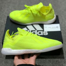ADIDAS X TANGO 18.1 IC - SOLAR YELLOW / SOLAR YELLOW / CORE BLACK