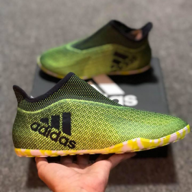ADIDAS X TANGO 17+ PURESPEED IN - LENGEND INK/SOLAR YELLOW