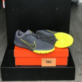 Nike Mercurial Vapor 12 Pro TF Game Over - Dark Grey/Yellow