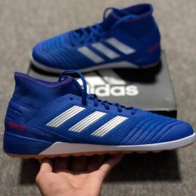 ADIDAS PREDATOR 19.3 IN - BOLD BLUE / SILVER METALLIC / ACTIVE RED
